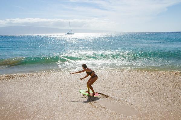 Maui Beach Shoot | Yamon Wear