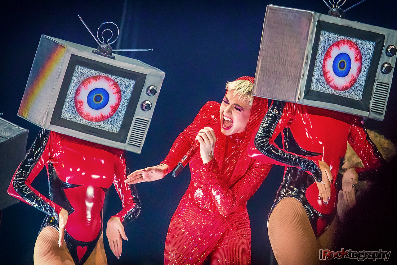 Katy Perry, Witness: The Tour