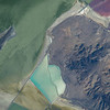 Great Salt Lake Evaporation Ponds