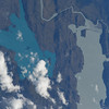 Grey Lake and Grey River, Chile