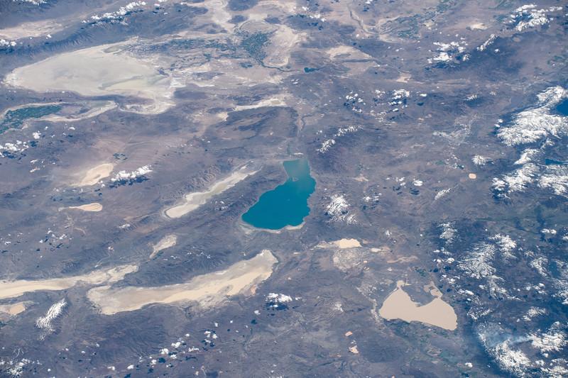 Pyramid Lake, Nevada, US