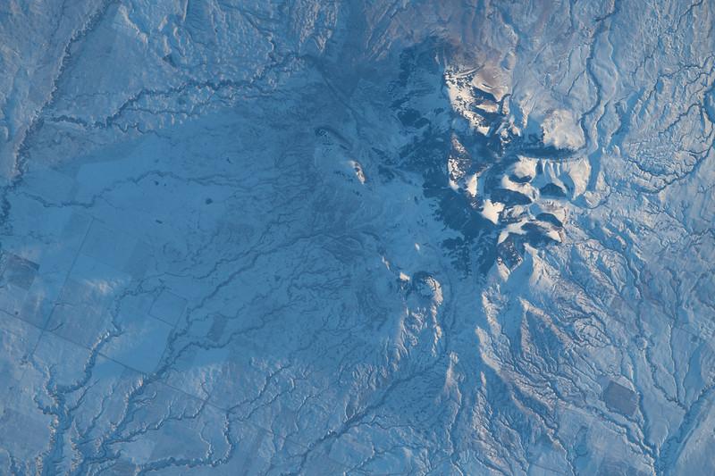 West Butte, Montana, US