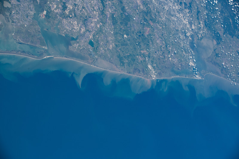 Coast from Corpus Christi to Houston, TX, US