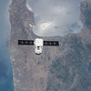 SpaceX over Italy