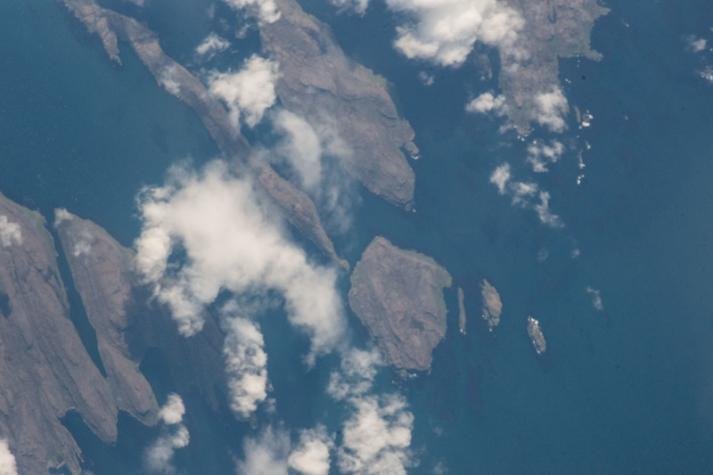 Kerguelen (or Desolation) Islands, French district in the Antarctic