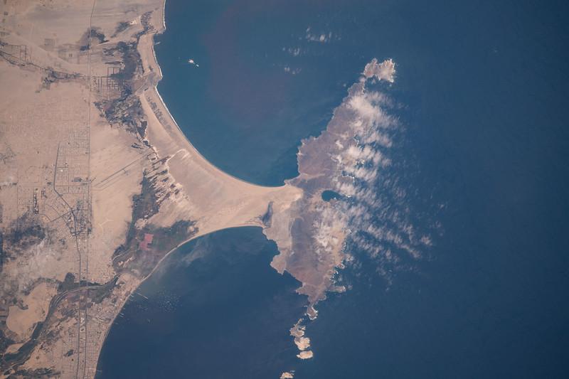 El Ferrol Peninsula, Peru