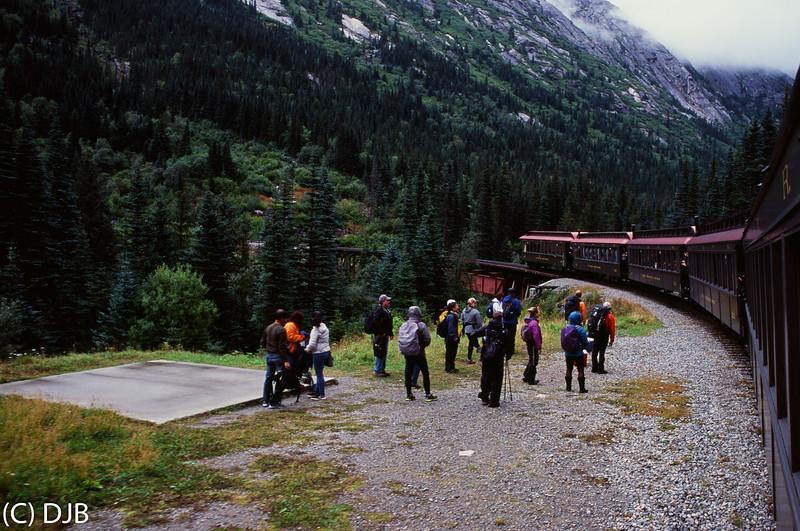 White Pass & Yukon Route Railroad, British Columbia, CA.