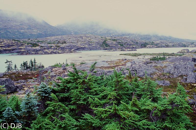 Klondike Highway, British Columbia, Canada.