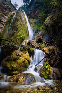 Lime Kiln Falls