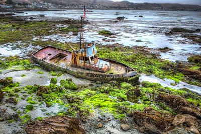 Cayucos Shipwreck 20200721