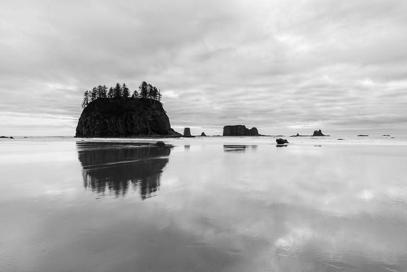 Second Beach, Olympic Coast, Washington