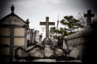 Sant Louis Cemetery Number Three