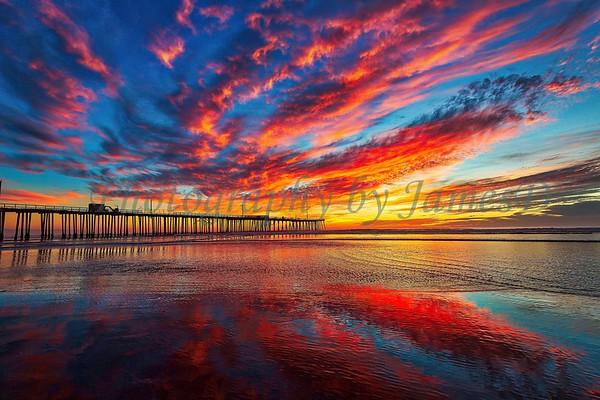 Sunset Pismo Beach 20171122-515_(36x24)print