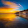 Pismo Pier Sunset 20161204_139 Impression