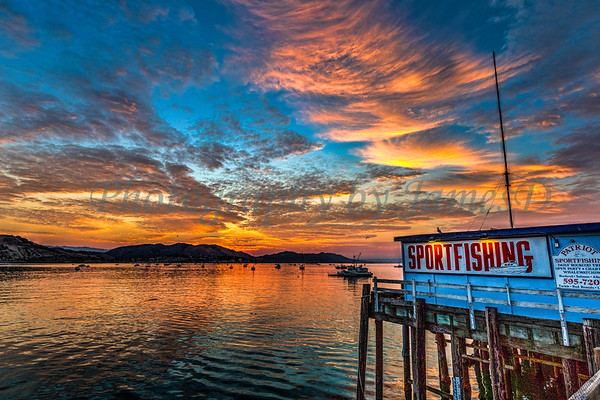 Patriot Sportfishing Sunrise