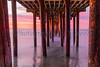 Christmas Morning Under the Pier - Avila Beach