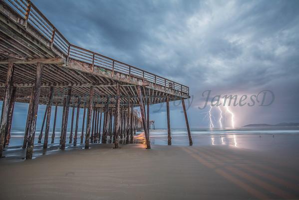 Summer Storm (3 Strikes)