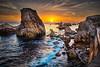 Sunset Shell Beach Margot Dodd 20180210-96_(30x20)Mat