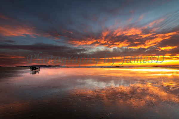 Oceano Sunset (20150107)