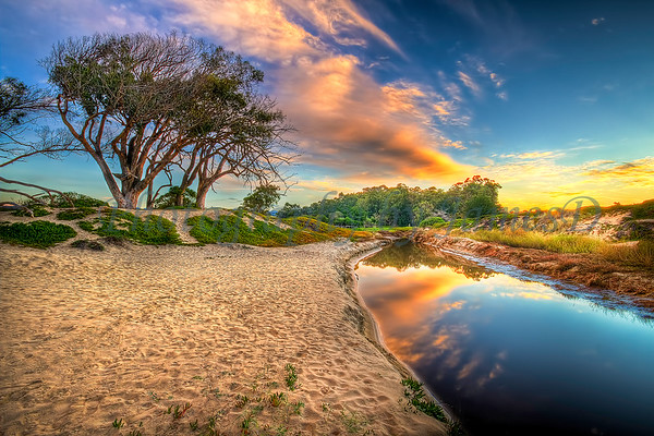 North Beach Sunrise