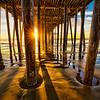 Pismo Pier Sunset 20161204_028