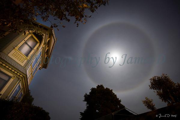 Full Moon over Victorian