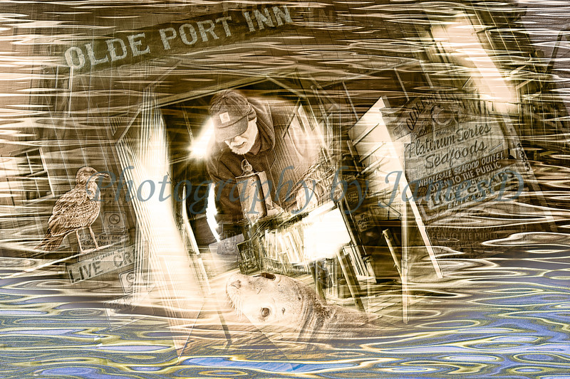 Ghosts of Olde Port.