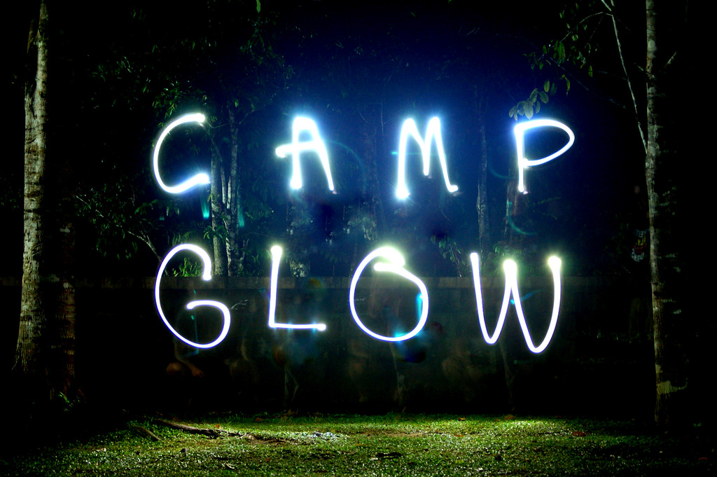 These images are from various Camp GLOWs held in Suriname.  GLOW stands for Girls Leading Our World. This is a girls' empowerment camp that has been implemented around the world by Peace Corps Volunteers in various countries. Peace Corps volunteers have put on the camps four times in the last two years. Over 200 Maroon girls from the interior of Suriname have attended so far. During the camp, the girls took part in lessons and activities focused on basic life skills, HIV/AIDS awareness, nutrition, exercise, environmentalism, self-esteem, and capacity building.