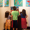 First Things First Sea Creatures Opening Reception