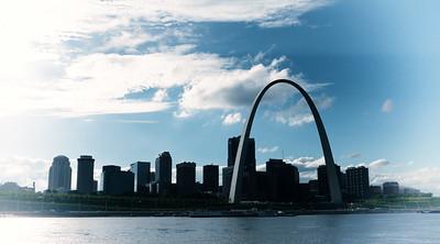 Gateway Arch of St Louis