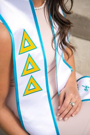 Ashley's Graduation Photography at the University of Kentucky in Lexington, KY 4.9.16.