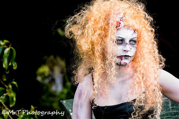 Katelynn Robertson having a really bad hair day Candia Road Henderson