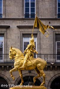 La Pucelle d'Orléans Jeanne d'Arc Paris