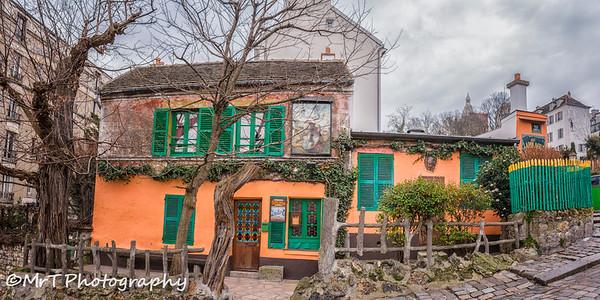 Au Lapin Agile Montmartre