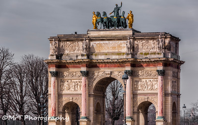 Arc de Triomphe du Carrousel Paris