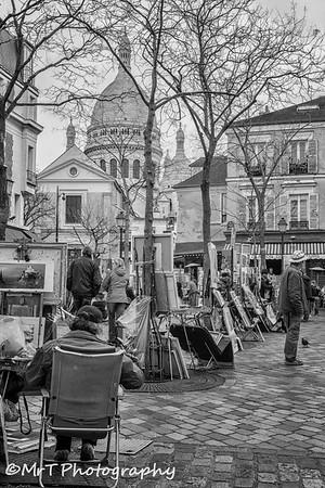 Quintessential Montmartre