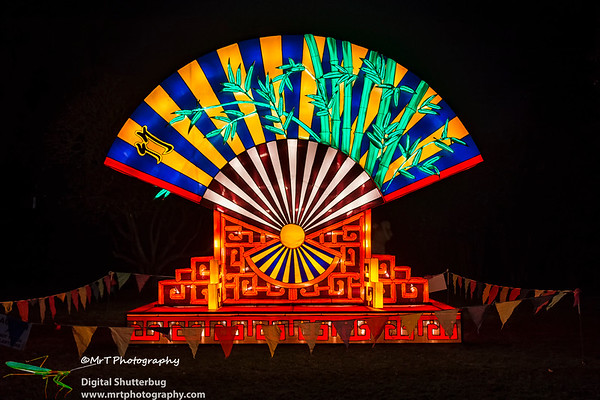 Fan Lantern Festival 2017 Auckland Domain