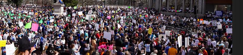 March for Our Lives Denver 3-24-18