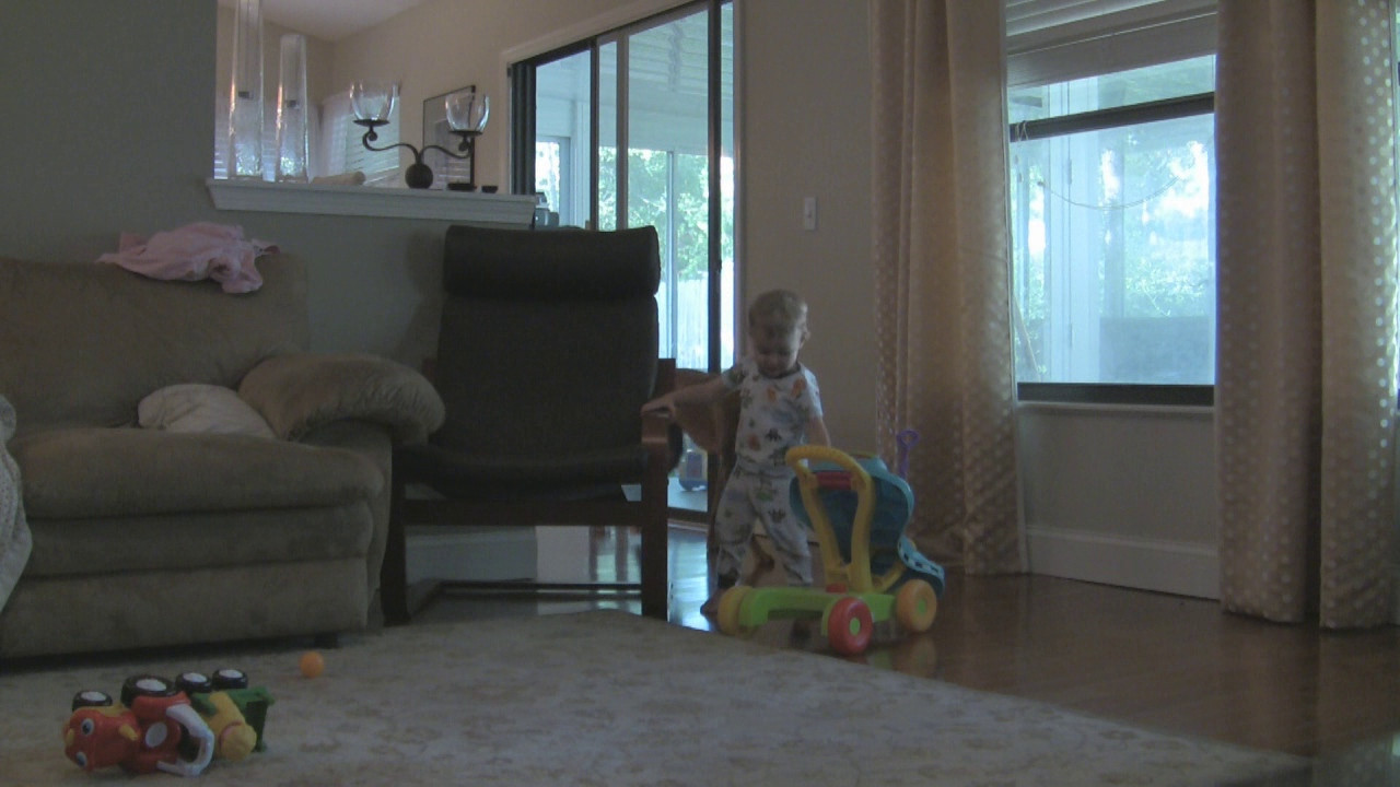 07-17-2010  He's really doing a great job walking now!