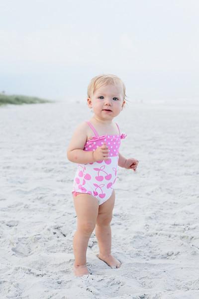 Abby at the Beach