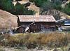 Barn, Back Road, Cambria, CA (Pentax 645)