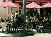 Lunch, Honey's Cafe, Encinitas (Bronica 645)