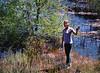 Shoreline, Mallard Pond, Daley Ranch, Escondido (Bronica 645)