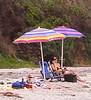 Two Umbrellas, Swamis Beach, Encinitas, CA