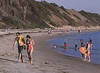 Sand and Water, Swamis Beach, Encinitas, CA