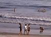 Evening, Swamis Beach, Encinitas, CA