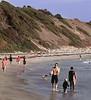 Man with a Ball, Swamis Beach, Encinitas, CA
