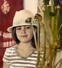 Girl in a Hat, IV, Encinitas, CA