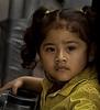 Little Girl, July 4th