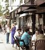 Diners, Main Street, Encinitas, CA
